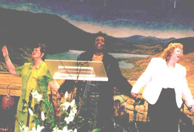 Gliebe-Keil-Conway at Precious Daughters 1999